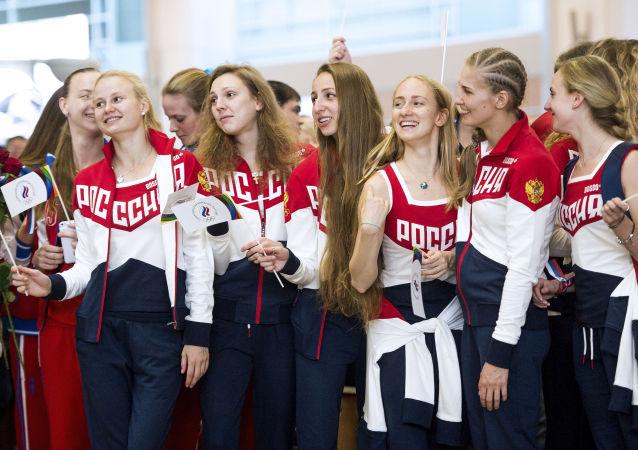 俄罗斯运动员里约奥运会上的药检全呈阴性