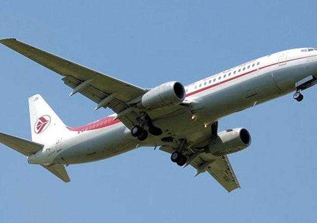 消息人士:阿尔及尔飞往马赛的客机因技术故障返回起飞机场