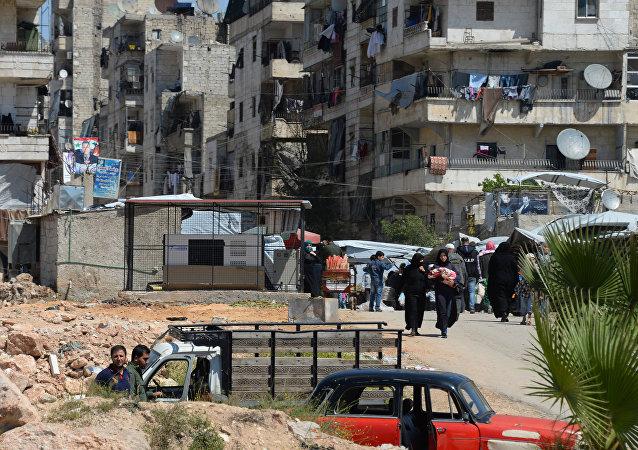 叙军宣布阿勒颇西南地带为战区