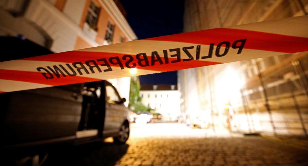 德国汉堡一家超市发生持刀袭击事件