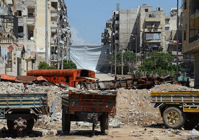 恐怖分子未能在阿勒颇突破叙利亚军队包围圈