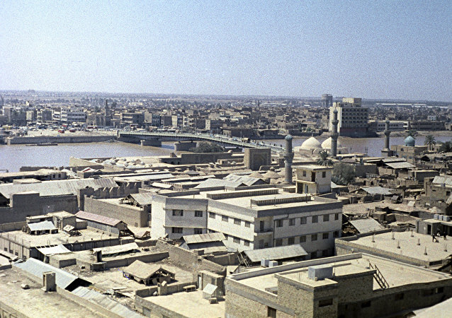 巴格达(伊拉克首都)