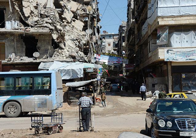 联合国儿童基金会声明:叙利亚阿勒颇极其需要人道主义停战