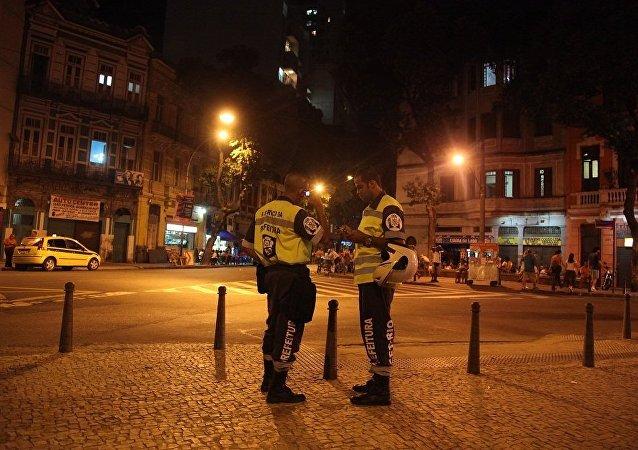 葡萄牙部长里约街头被抢