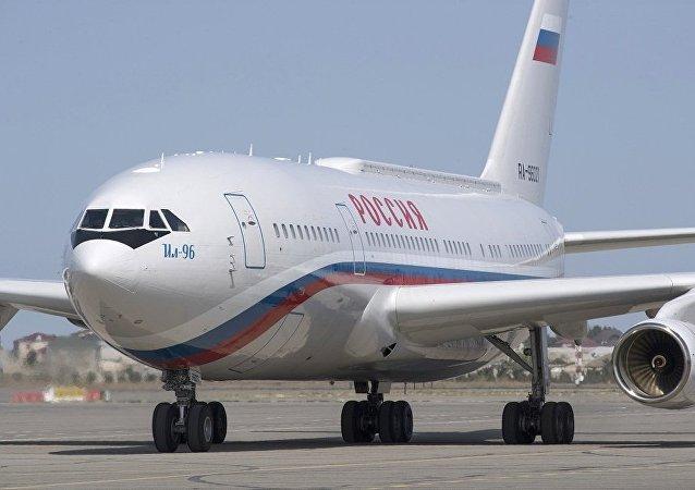 克宫:普京专机维修与意外情况无关