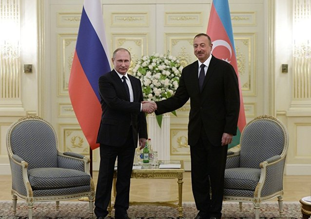 普京:俄将争取让巴库和埃里温找到纳卡冲突解决方式