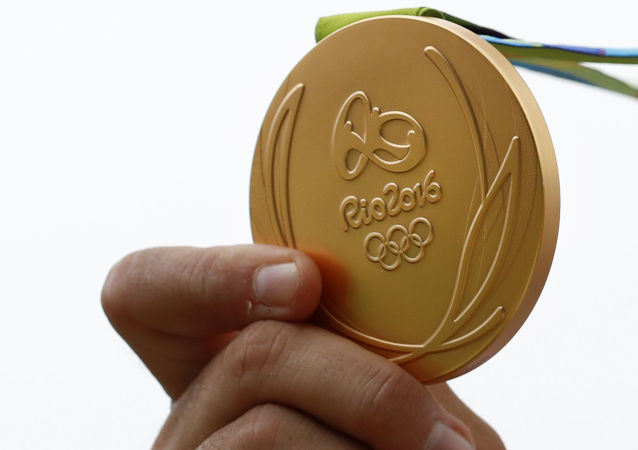奥运会金牌贬值
