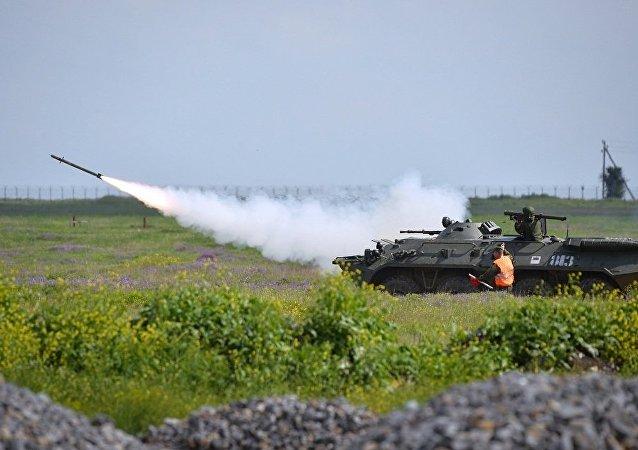 媒体:俄军将能远程操纵可移动地空导弹系统