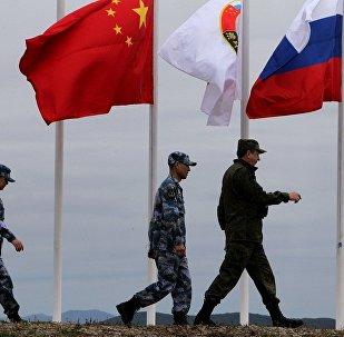 俄专家:中俄波罗的海军演有着怎样的目标?