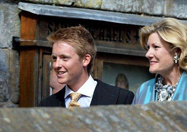 普希金后人成英国最年轻亿万富翁