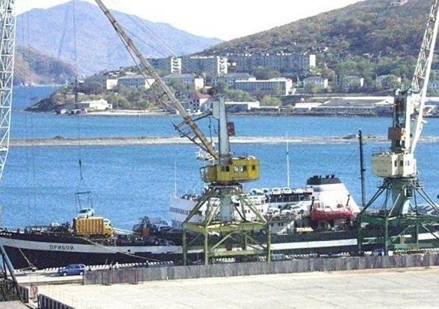 扎鲁比诺港边境口岸将由俄远东粮食码头公司出资重建