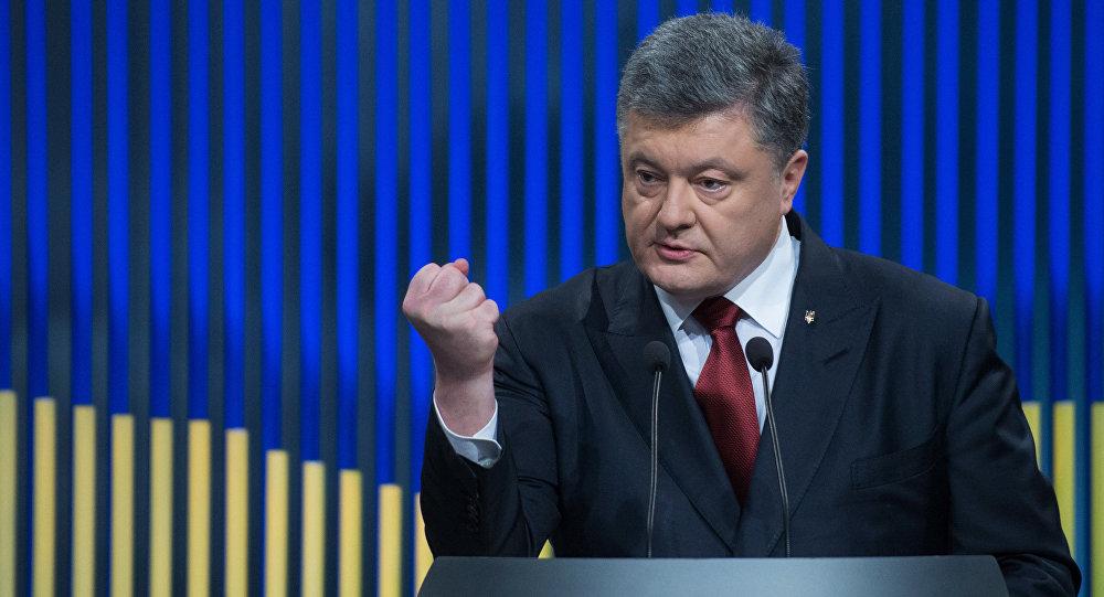 乌克兰记者称他在餐馆拍摄波罗申科遭殴打