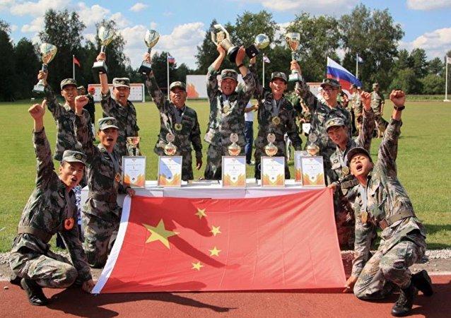 国际军事比赛(资料图片)