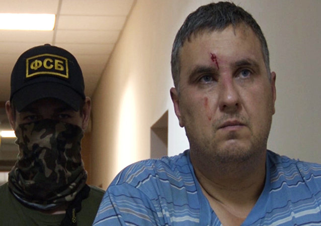 辛菲罗波尔法院批捕克里米亚恐袭未遂案主嫌羁押期2个月