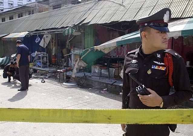 媒体:泰国北大年府炸弹爆炸致5人受伤