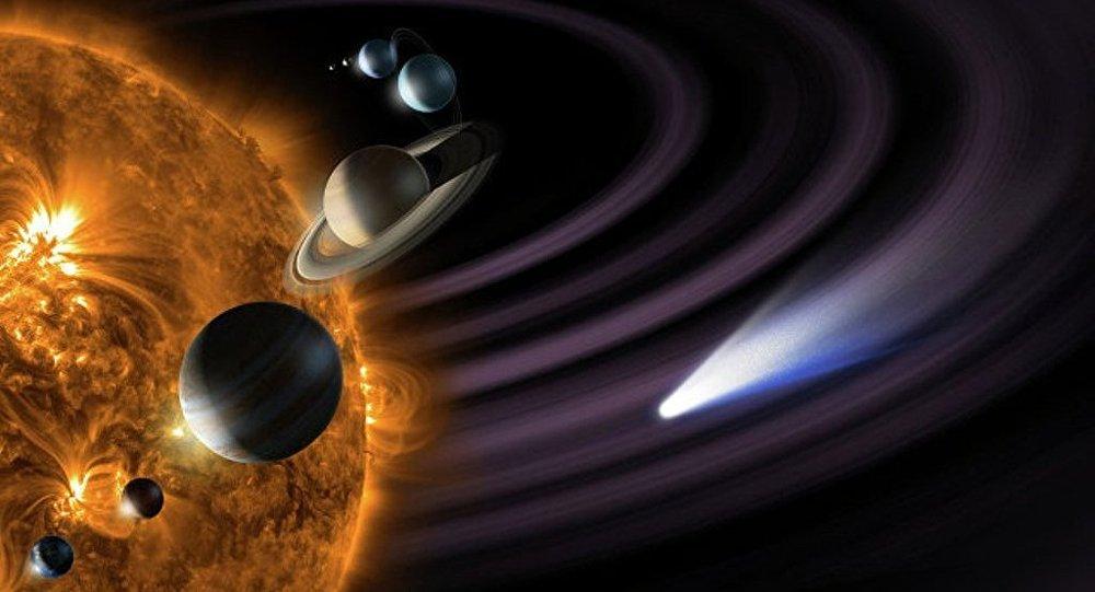 没有第九行星假说也可解释外海王星天体的奇怪轨道