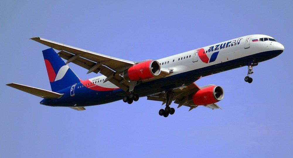 莫斯科直飞海南三亚包机航班将于10月12日正式开通