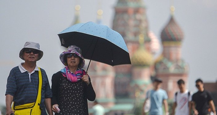 俄罗斯成为2016年最受中国民众欢迎的旅游国家之一