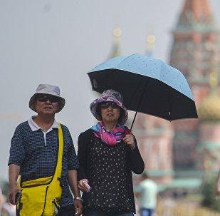 中国游客赴俄旅游的五大理由
