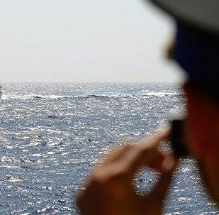 俄专家:美国在南海无法有效对抗中国