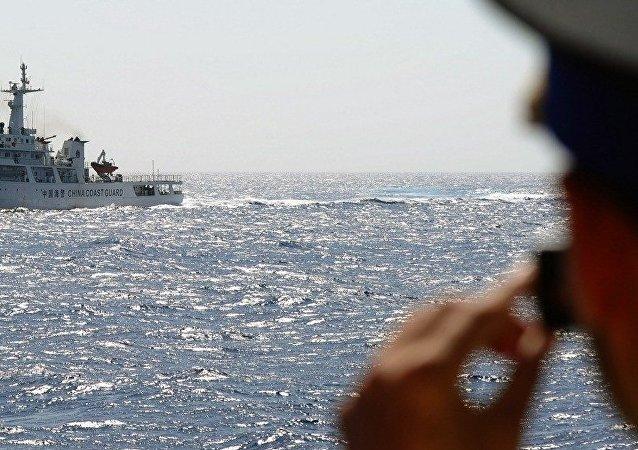 南海问题正在成为中美矛盾的节点