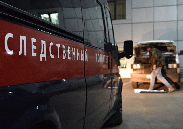 俄一架伊尔-103飞机在巴尔瑙尔附近坠落飞行员死亡