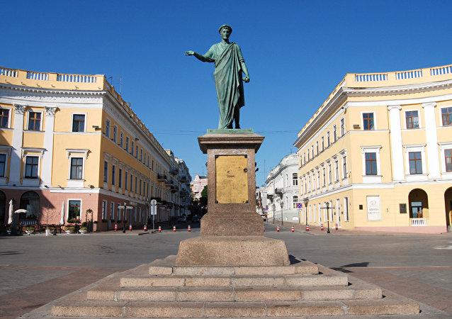 美国驻乌克兰大使欢迎敖德萨同性恋群体举办和平游行