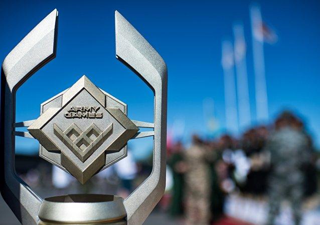 俄罗斯队获得国际军事竞赛主冠军