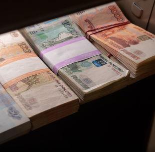 2016年俄罗斯因腐败造成的总损失超过780亿卢布