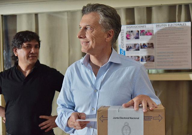 阿根廷外长:阿根挺总统希望与普京总统在二十国集团期间会晤
