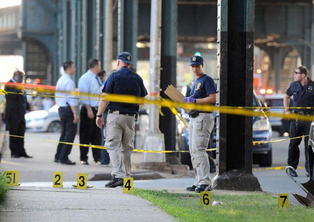 伊斯兰教长(伊玛目)与其助手在纽约被枪杀