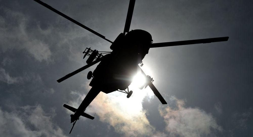 俄媒體:直-19直升機將使中國瞭解該國直升機在海外的需求