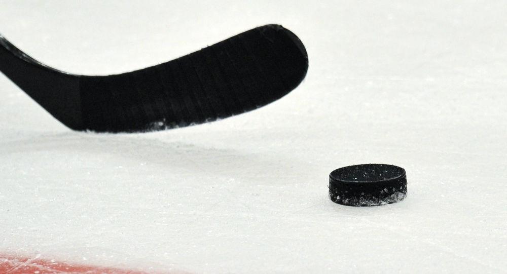 四支俄罗斯冰球队参加首届齐齐哈尔市冰球节