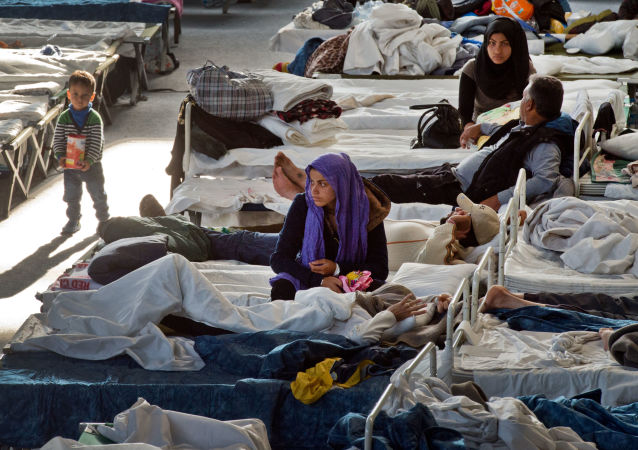 媒体: 德国一难民营发生火灾 10人一氧化碳中毒