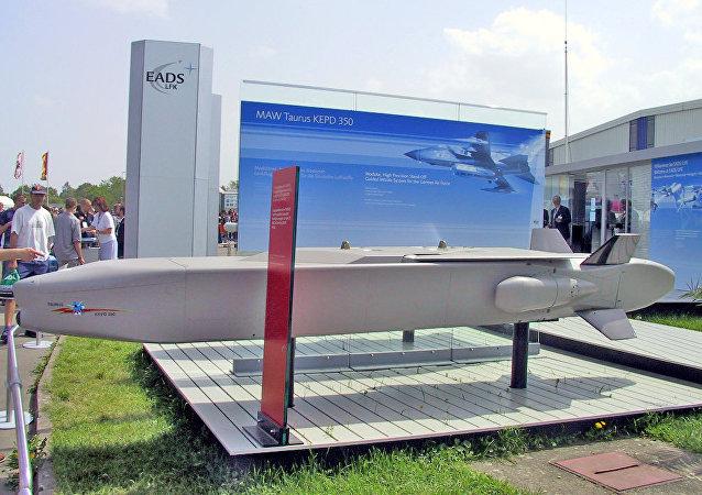 """""""金牛座""""空对地导弹 (Taurus KEPD 350)"""