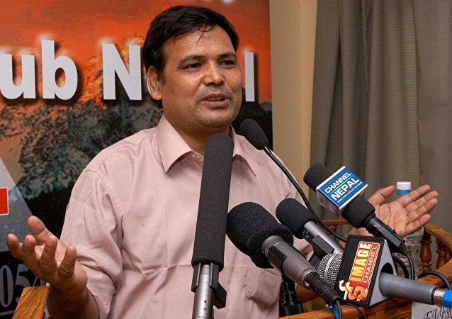 尼泊尔新总理派特使前往中国旨在建立对话