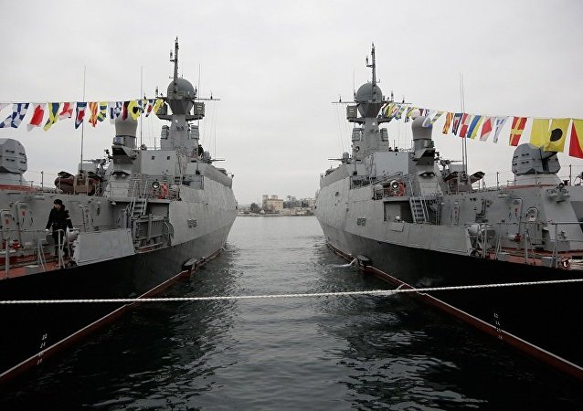 俄国防出口公司舰艇订单总额超50亿美元
