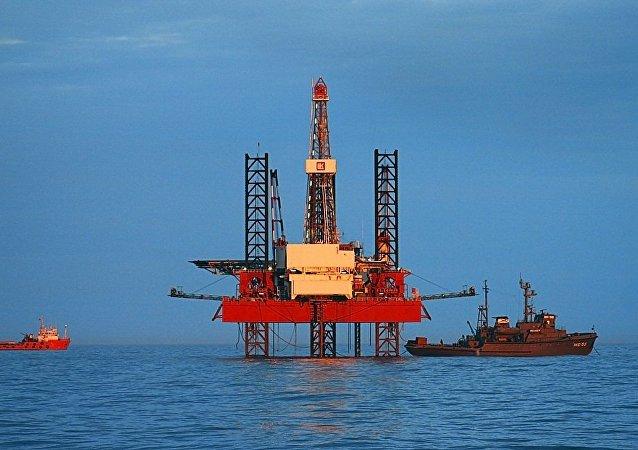 中国成为北海油田最大运营商