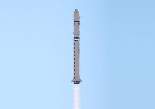 长征二号丁火箭
