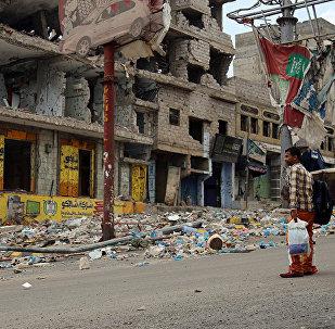 联合国秘书长:也门捐助国会议筹集到11亿美元人道援助资金