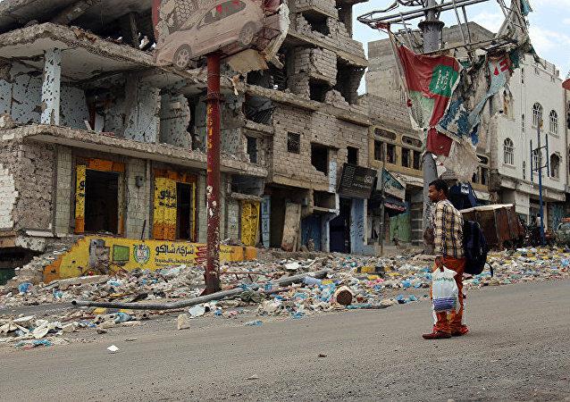 联合国人权高专办:也门1年半冲突期间近4000名平民被打死