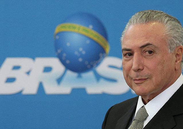 巴西總統特梅爾