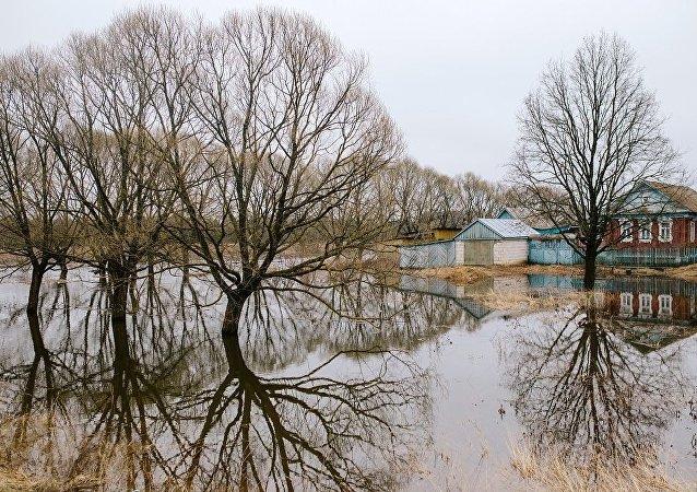 中国建议俄罗斯因远东地区降雨加强水利工程数据交换