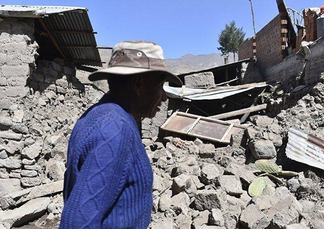 危地马拉地震遇难人数升至5人