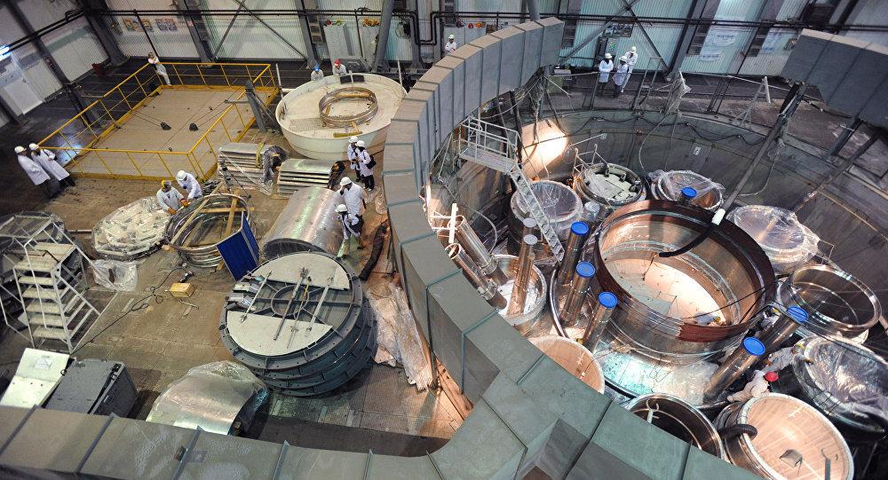 核子反应堆
