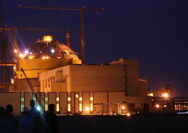 印度库丹库拉姆核电站