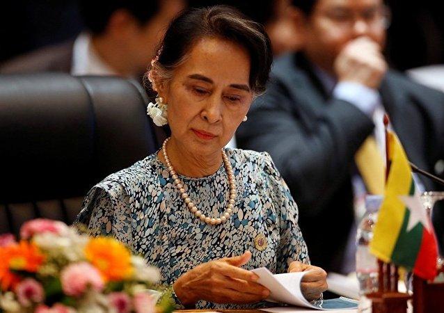 俄专家:昂山素季的访问将帮助中国在缅甸落实经济项目