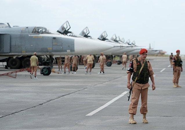 俄议员:俄空天军没有在叙利亚使用燃烧武器