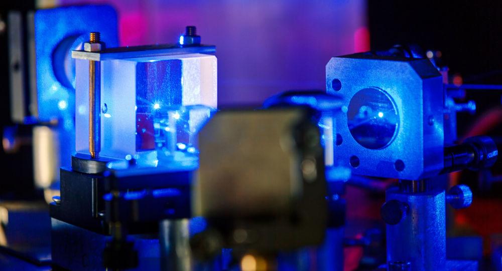 中国研制出新型激光武器用于反恐