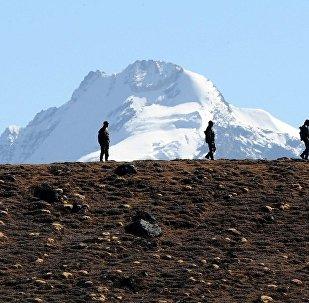 印度邊防人員和設備已全部撤回中印邊界印方一側